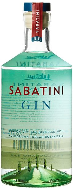 Sabatini London Dry Gin (1 x 0.7 l)