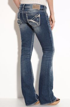 SILVER JEANS SALE Super Low Tuesday Destructed Skinny Stretch Jean ...