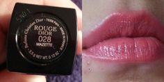 Dior Lippenstift- Rouge Dior- Mazette- 028
