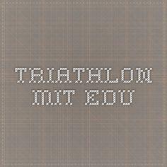 triathlon.mit.edu