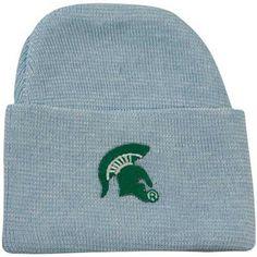 Michigan State Spartans Newborn Light Blue Knit Beanie $9