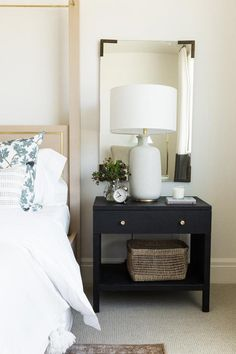 7 Connected Tips AND Tricks: Guest Bedroom Remodel Rugs simple bedroom remodel.Bedroom Remodel Diy Built Ins tiny bedroom remodel guest rooms. Home Decor Bedroom, Decor, Home Bedroom, Nightstand Decor, Simple Bedroom, Home Decor Bedding, Home Decor, Remodel Bedroom, Bedside Table Decor