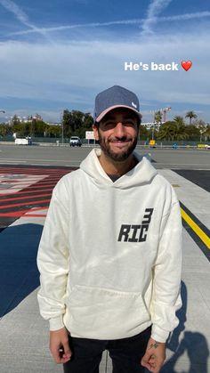 Ricciardo F1, Daniel Ricciardo, Mclaren Formula 1, Formula 1 Car, Sport F1, Ricky Bobby, Honey Badger, Thing 1, Jeep Wrangler Tj
