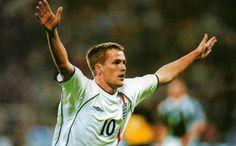 @Owen #9ine Michael Owen, Soccer, England, Football, European Football, Soccer Ball, Futbol