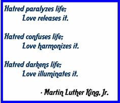 """Has anyone here seen Martin… Martin Luther King Jr. Day 