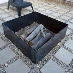 "Determine additional relevant information on ""fire pit gravel"". Browse through our web site. Fire Pit Gravel, Sunken Fire Pits, Metal Fire Pit, Garden Fire Pit, Concrete Fire Pits, Fire Pit Backyard, Fire Pit Uses, Diy Fire Pit, Cool Diy"