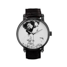 Victorian Woman Watch #watch #vintage #victorian #woman