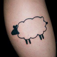 Sheep Tattoo Meanings | iTattooDesigns.com