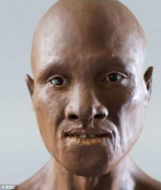 Ancient Israeli Man