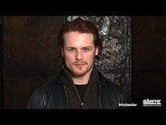 Speak Outlander Lesson 2: Craigh na Dun - YouTube. I could listen to Sam talk all day...