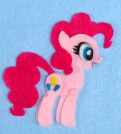 My Little Pony Friendship is Magic Do you like Felt Pinkie Pie?