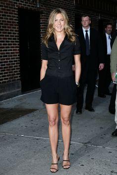 Jennifer Aniston - Late Show with David Letterman 2006