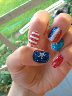 4th of july fingernail - Yahoo Search Results