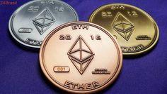 Ethereum supera bitcoin em transações