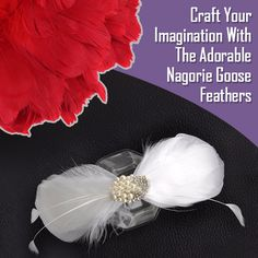 Schuman Feathers - Quality Wholesale Feathers to buy in the USA Goose Feathers, Pheasant Feathers, Ostrich Feathers, Peacock Feathers, Imagination, Carnival, Pearl Earrings, Blog, Crafts