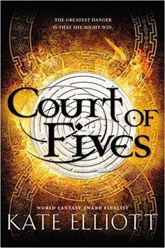 Court of Fives Hardcover, Kate Elliott, 9780316364195, 9/1