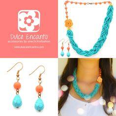 Compra tus accesorios en www.dulceencanto.com #accesorios #accessories #aretes #earrings #collares #necklaces #pulseras #bracelets #bolsos #bags #bisuteria #jewelry #medellin #colombia #moda #fashion