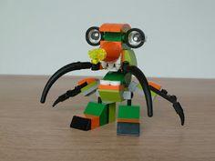 Totobricks: DRIBBAL BALK MIX or MURP ? Instructions LEGO MIXELS Lego 41548 Lego 41517 http://www.totobricks.com/2016/01/dribbal-balk-mix-or-murp-instructions.html