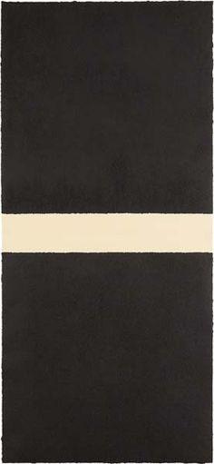 Richard Serra, WM III, 1996, Etching and aquatint, on two sheets of Watson handmade paper.