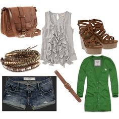 Cute date outfit for summer :)
