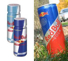 Red Bull Energy Shot & Red Bull Simply Cola
