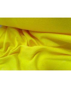 Mini Rib Jersey- Yellow