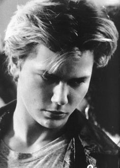 River Phoenix- I will never forget you in Stand by Me.