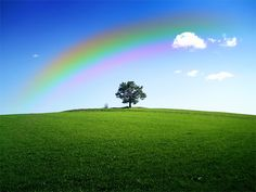 How to Add a Realistic Rainbow Effect to a Photo 14