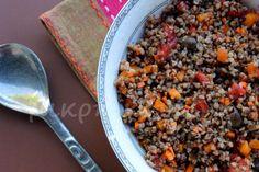 μικρή κουζίνα: Σαλάτα με φαγόπυρο
