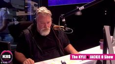 Kyle Sandilands SLAMS David Campbell in new on-air rant  Kyle Sandilands has previously labelled David Campbell a peasant a dog and a ck after a bitter feud developed between the pair when the Today Extra host publicly criticised the radio shock jock.  And the feud between the two men shows no signs of simmering down any time soon.  On Tuesdays edition of The Kyle and Jackie O Show the 46-year-old radio king unleashed another tirade against the Channel Nine star describing him as the bastard…