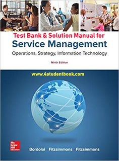 Methods in behavioral research 13th edition get the download link test bank solution manual for service management operations strategy information technology 9th edition product details by james a fitzsimmons seay fandeluxe Choice Image