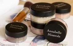 annabelle minerals podkład cień mineralny