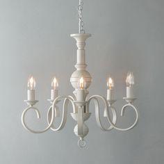 Buy John Lewis Carlita Ceiling Light, 5 Arm from our Ceiling Lighting range at John Lewis. Free Delivery on orders over £50.