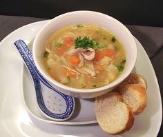 Dutch Recipes, Asian Recipes, Soup Recipes, Healthy Recipes, Vermicelli Soup Recipe, Big Meals, Easy Meals, Easy Cooking, Cooking Recipes