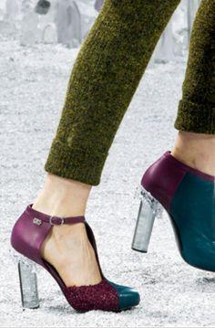Chanel shoe lust