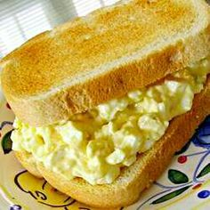 What A Good Way to Start My Day  #Breakfast I made #Egg #Salad on Toasted #Bread  Make It A Great Day