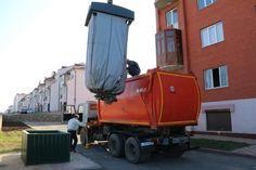 До и после... Современные урны и подземные контейнеры для сбора мусора в Магасе - Кавполит