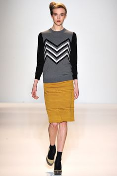 Lela Rose | Fall 2012 Ready-to-Wear Collection | Style.com