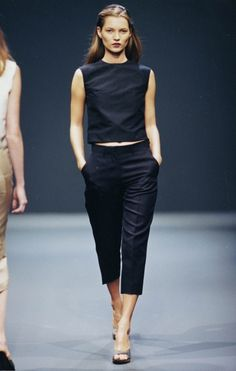 Womenswear Spring Summer 1998 - Fashion Show | Prada.com