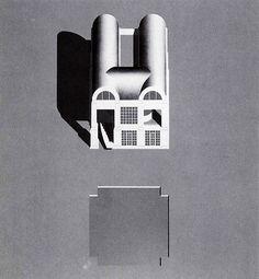 Arata Isozaki, House of Nine Squares, 1980 More