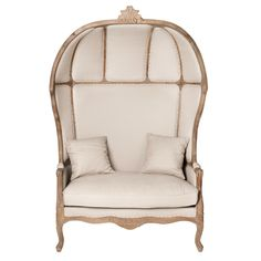 Cortona love seat, price upon request, available in Los Angeles, New York, and Miami from Luxe Event Rentals. Photo: Courtesy of Luxe Event Rentals Cheap Furniture, Luxury Furniture, Modern Shabby Chic, Barbie Dream House, French Country House, Love Seat, Armchair, Design, Home Decor