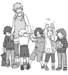 Everybody wants Aoba XD