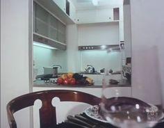 The Barbican 1969 interior