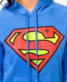 Superman™ Hoodie I WANT THIS
