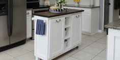 Kitchen Island Feature
