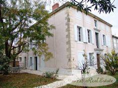 AB Real Estate France: Authentic Maison de Maître for Sale in Narbonne area, Languedoc Roussillon, South of France