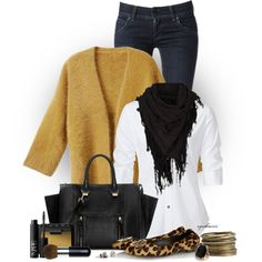 """""""Fall Outfit"""" by cynthia335 on Polyvore"""