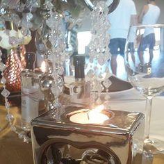 Art Deco Fashion, Tea Lights, Candles, Mirror, Home Decor, Style, Swag, Decoration Home, Room Decor