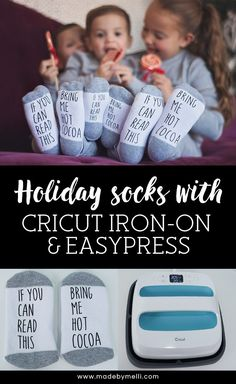 Holiday Socks Tutori