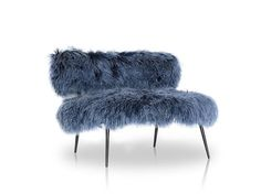 Atelierpunkt: Faux Fur Furniture From Baxter By Paola Navone.